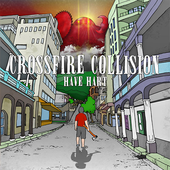 Crossfire Collision stream new song 'Brothers'