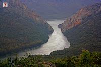 Parque Nacional de Monfragüe. en Extremadura