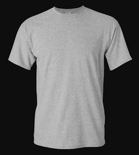 Jenis Kaus Polos Kerah O