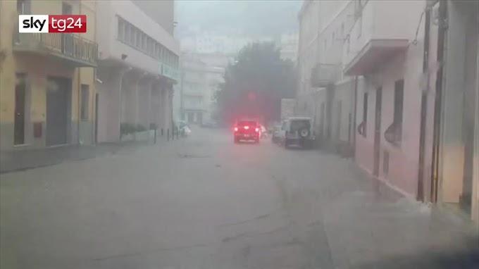 Maltempo in Sardegna, almeno due vittime