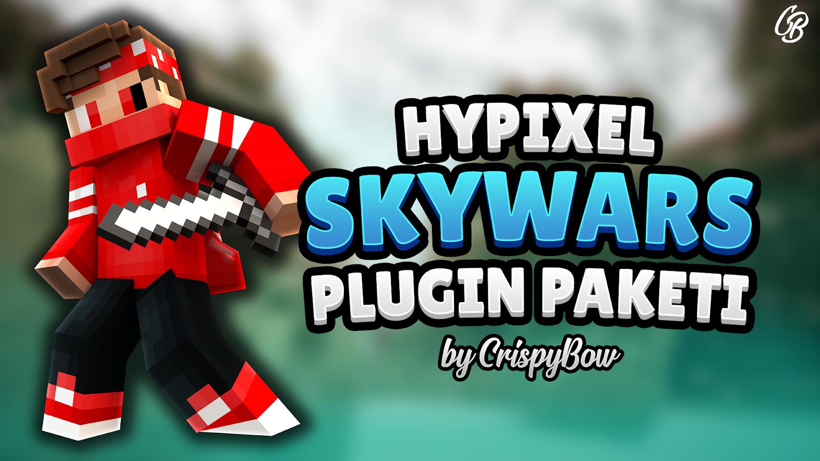 Türkçe SkyWars Plugin Paketi   Minecraft - CrispyPlugins