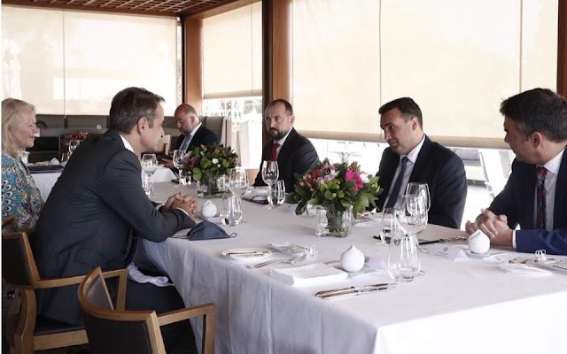 Zaev: Greece can rely on Macedonia