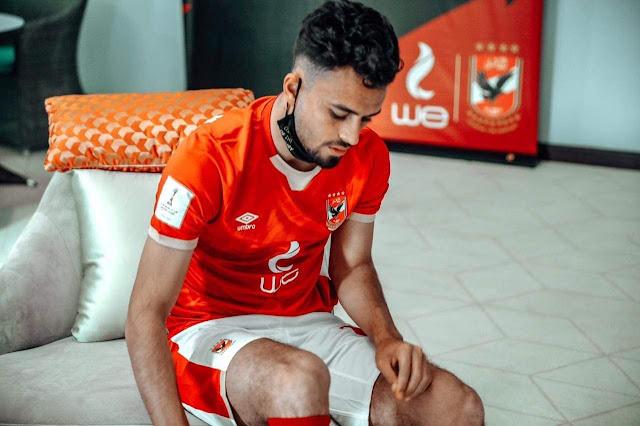 صلاح محسن يجري أشعة غدًا لتحديد فترة غيابه