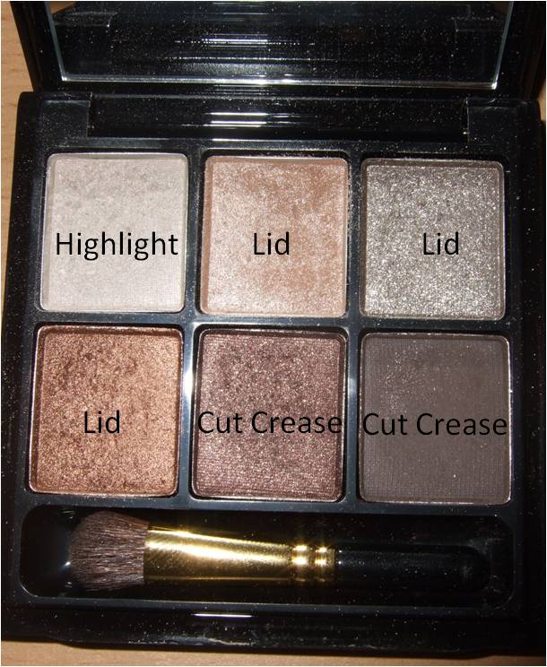Daily Make Up: Braune Cut Crease Mit Meiner Liebsten MAC