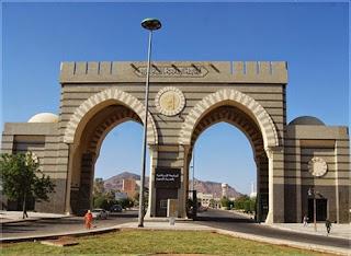 Mahasiswa Universitas Islam Madinah