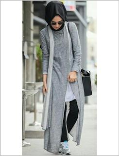 Model Baju Muslim Casual Dan Tips Memilih Baju Yang Tepat