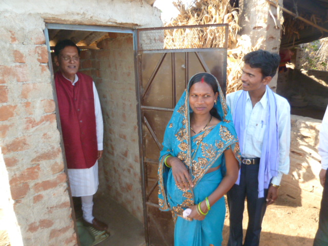 # India--No Toilet, No Bride - Jairam Ramesh and story of  tribal woman