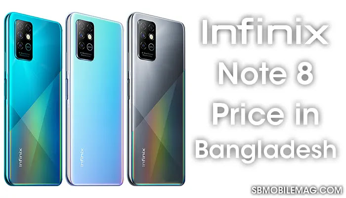 Infinix Note 8, Infinix Note 8 Price, Infinix Note 8 Price in Bangladesh