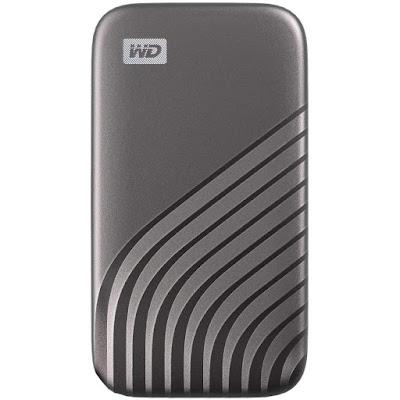 WD My Passport SSD 1 TB gris