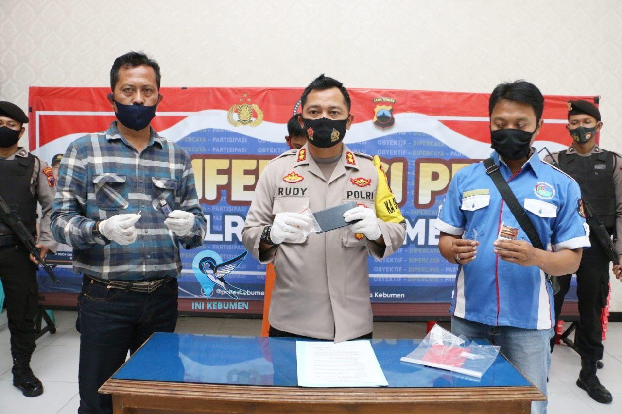 Mantan Security Ditangkap Polisi Setelah 1,5 Tahun Konsumsi Sabu