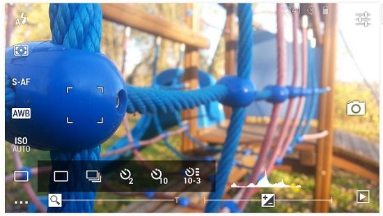 Aplikasi Kamera Mirip DSLR untuk Android