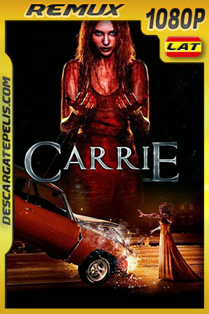 Carrie (2013) 1080p Extended Cut BDRemux Latino – Ingles
