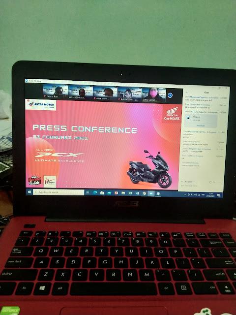 Cuyyy ADA YANG BARU! All New Honda PCX160 Resmi Launching di Kalimantan Barat