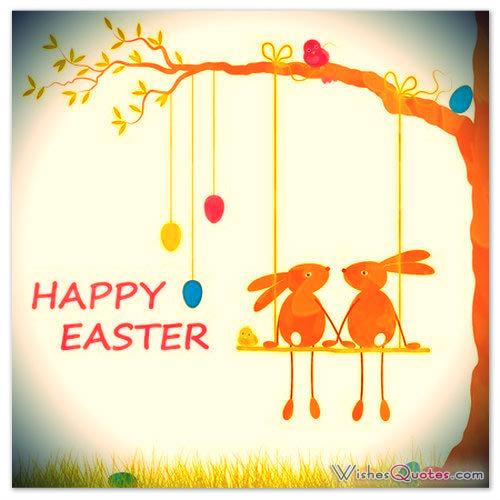 Happy Easter Greetings 2017