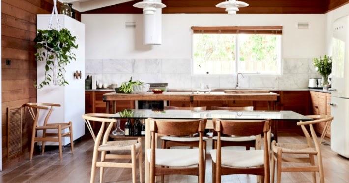 Decoración Fácil Una casa en Australia con paneles de cedro