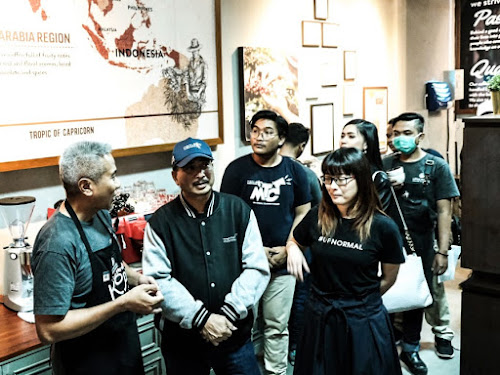 Millennial Tourism Corner di Bandung