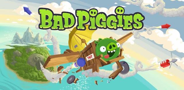 APK DOWNLOAD GALLERY: Bad Piggies 1 5 2 MOD APK Unlocked