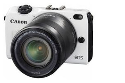 Canon EOS M2 DSLR Firmware Full Driversをダウンロード