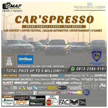 Kontes Modifikasi di Bekasi Bertajuk CAR'SPRESSO