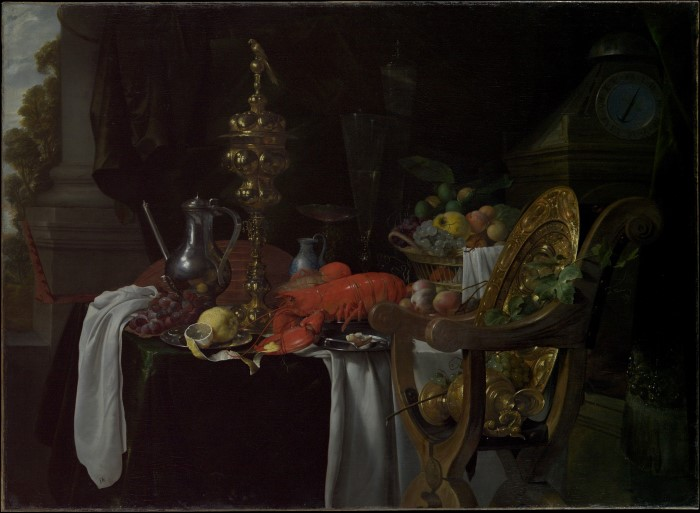 A Banqueting Scene