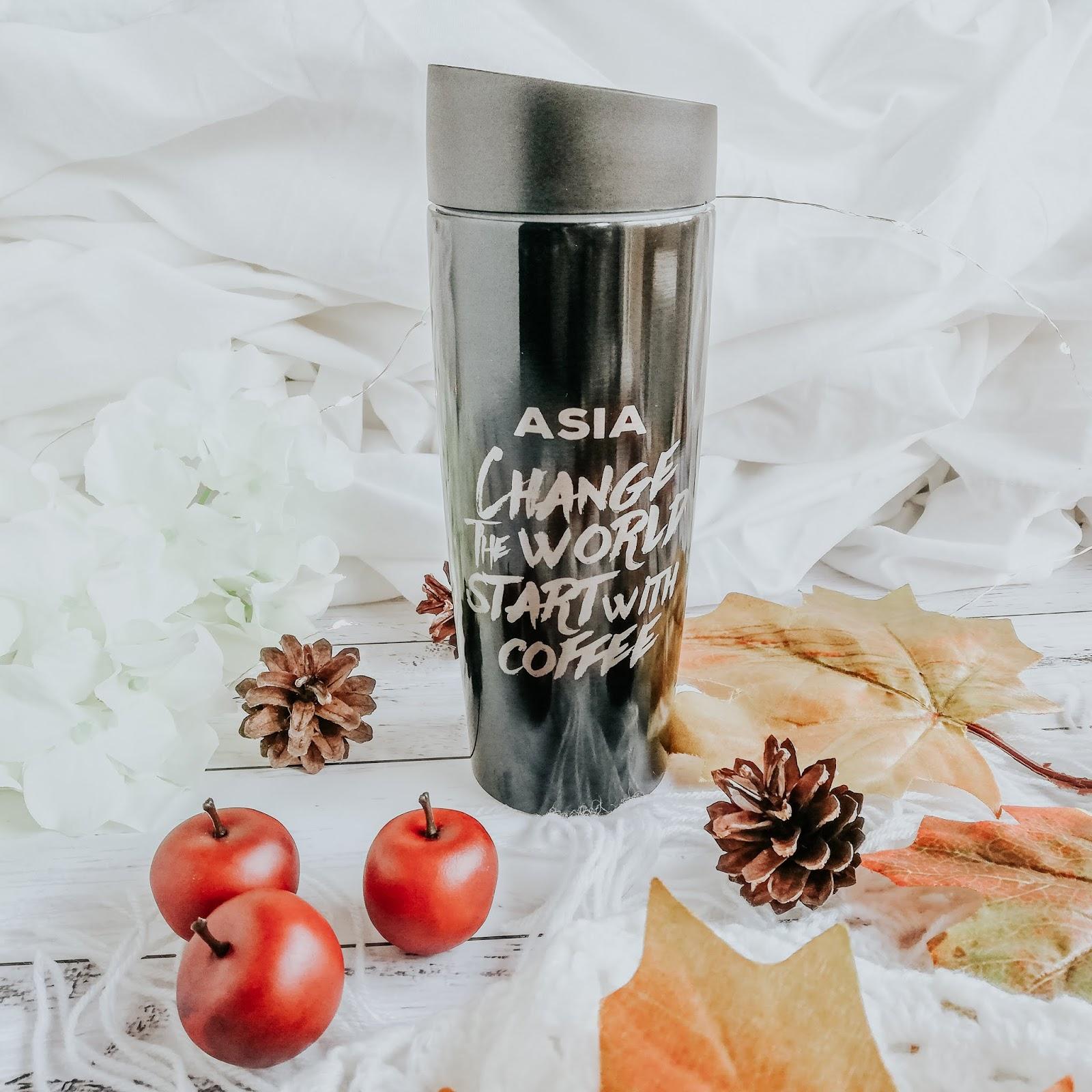 ciepła kawa, ciepła herbata, pomysł na prezent