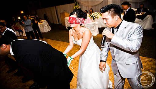 Wedding Games Activities: Active Wedding Reception Games