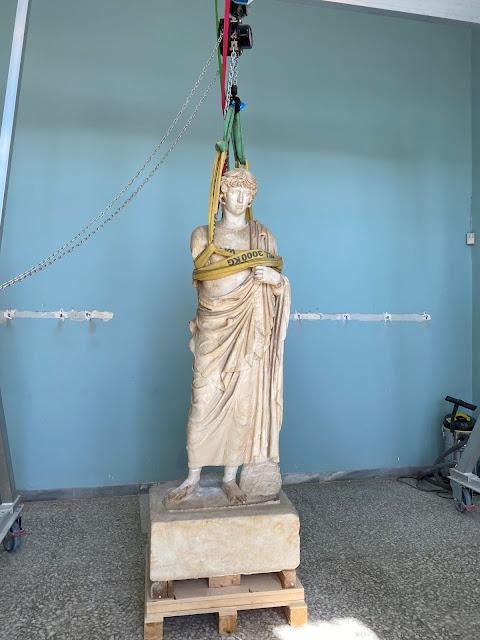 Στο φως η αρχαία Ιερά Οδός από την Αθήνα ως την Ελευσίνα – Έργα για την Πολιτιστική Πρωτεύουσα