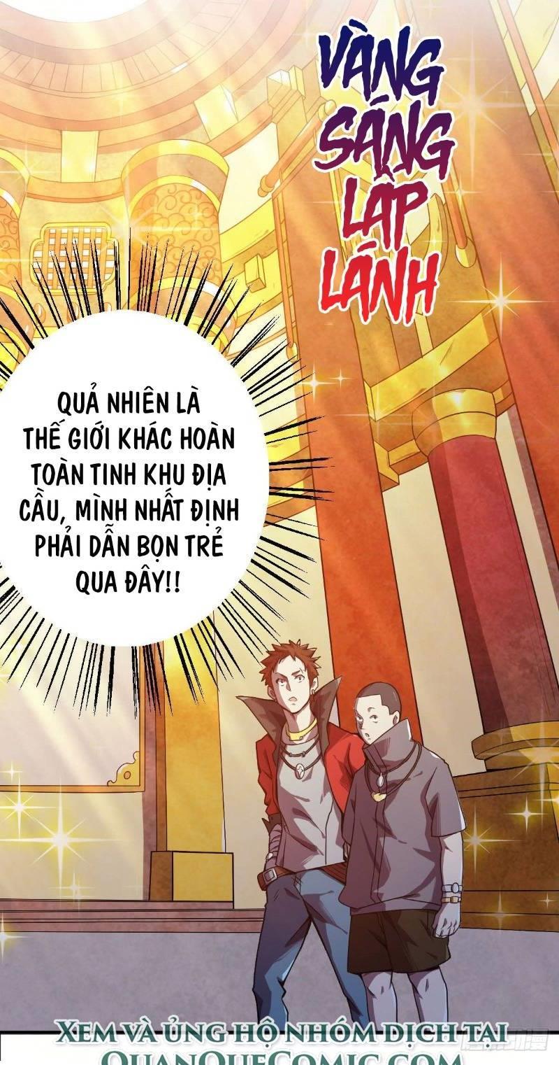 Tinh Nguyên Chi Môn chap 8 - Trang 9
