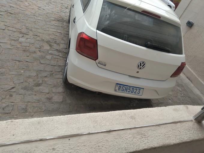 Veiculo da Prefeitura de Jardim de Angicos é tomado de assalto próximo ao trevo que liga Bento Fernandes a João Câmara