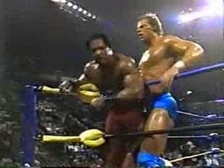 WCW Halloween Havoc 1991 - Ron Simmons vs. Lex Luger