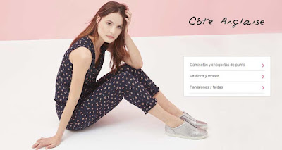 ropa barata para mujer de la marca Cote Anglaise