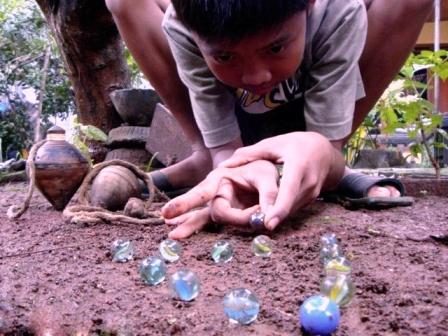 Permainan Tradisional Anak Zaman Dahulu