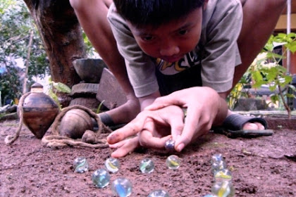 Permainan Tradisional Anak Zaman Old