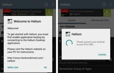 Cara Backup dan Mengembalikan Data Aplikasi Tanpa Root Di HP Android