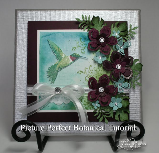 Picture Perfect Botanical Canvas