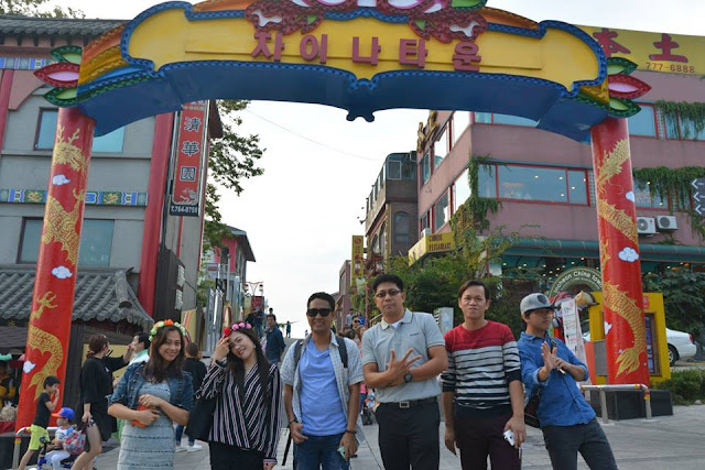 Eat, Stroll and Wander at Chinatown Incheon