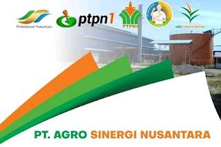Lowongan Kerja PT Agro Sinergi Nusantara Terbuka 2 Posisi Penempatan Aceh