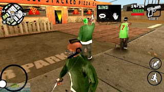 Grand theft auto san Andreas mod apk free download