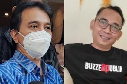 Netizen Dukung: Kandangin Buzzer! Roy Suryo Ogah Damai dengan Eko Kuntadhi