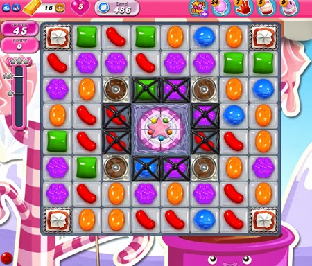 Candy Crush Saga 486