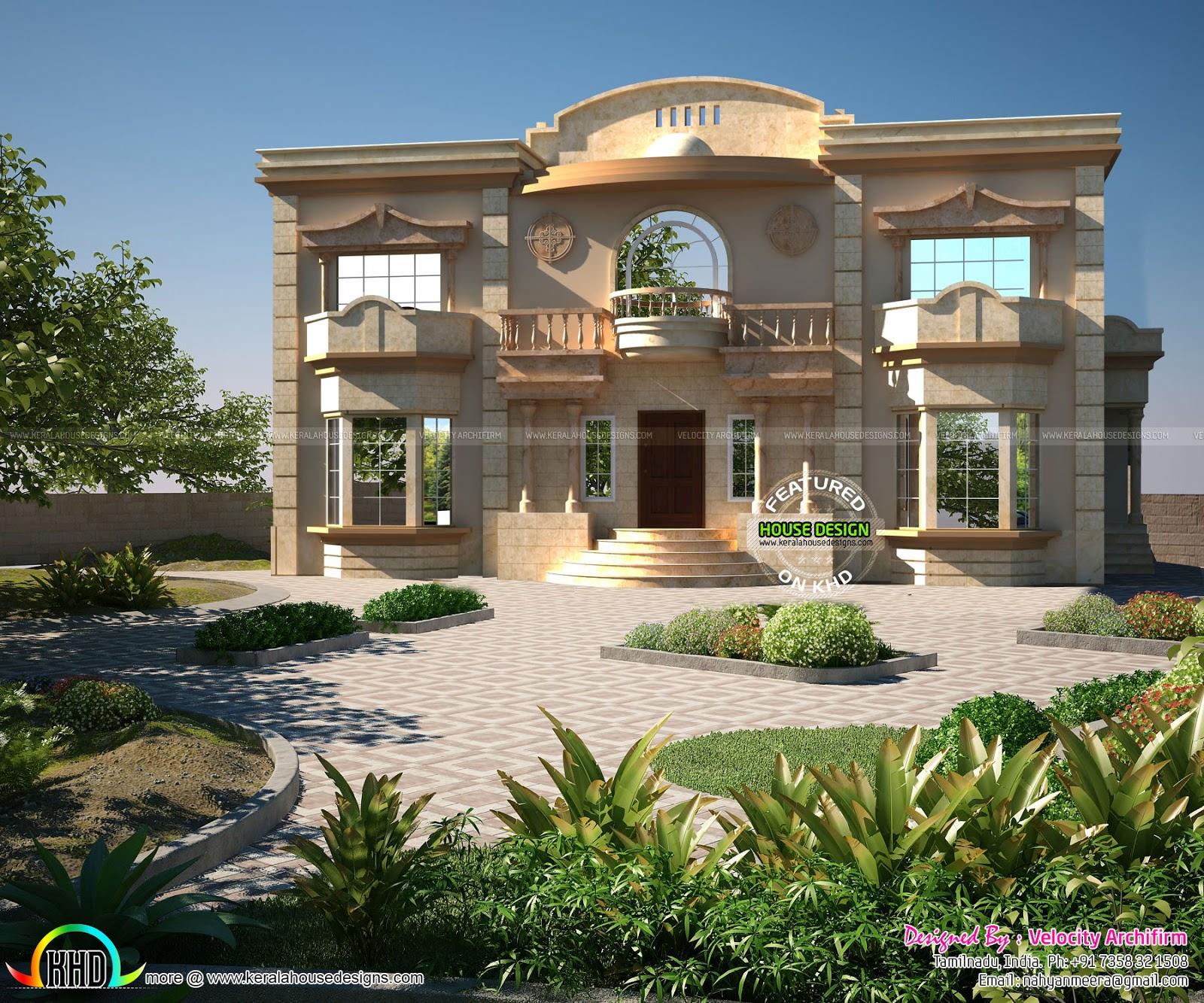 Arabic Style House Design – House Design Ideas
