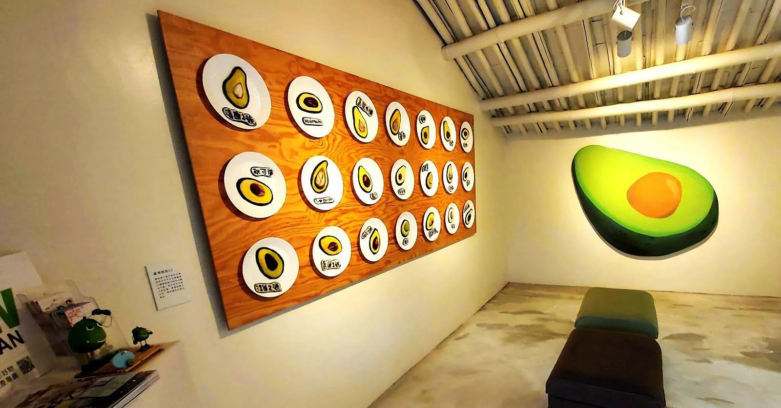 看過專門介紹酪梨的文創館嗎? 親子新景點:「大內小賣所」以「6S」精神開張