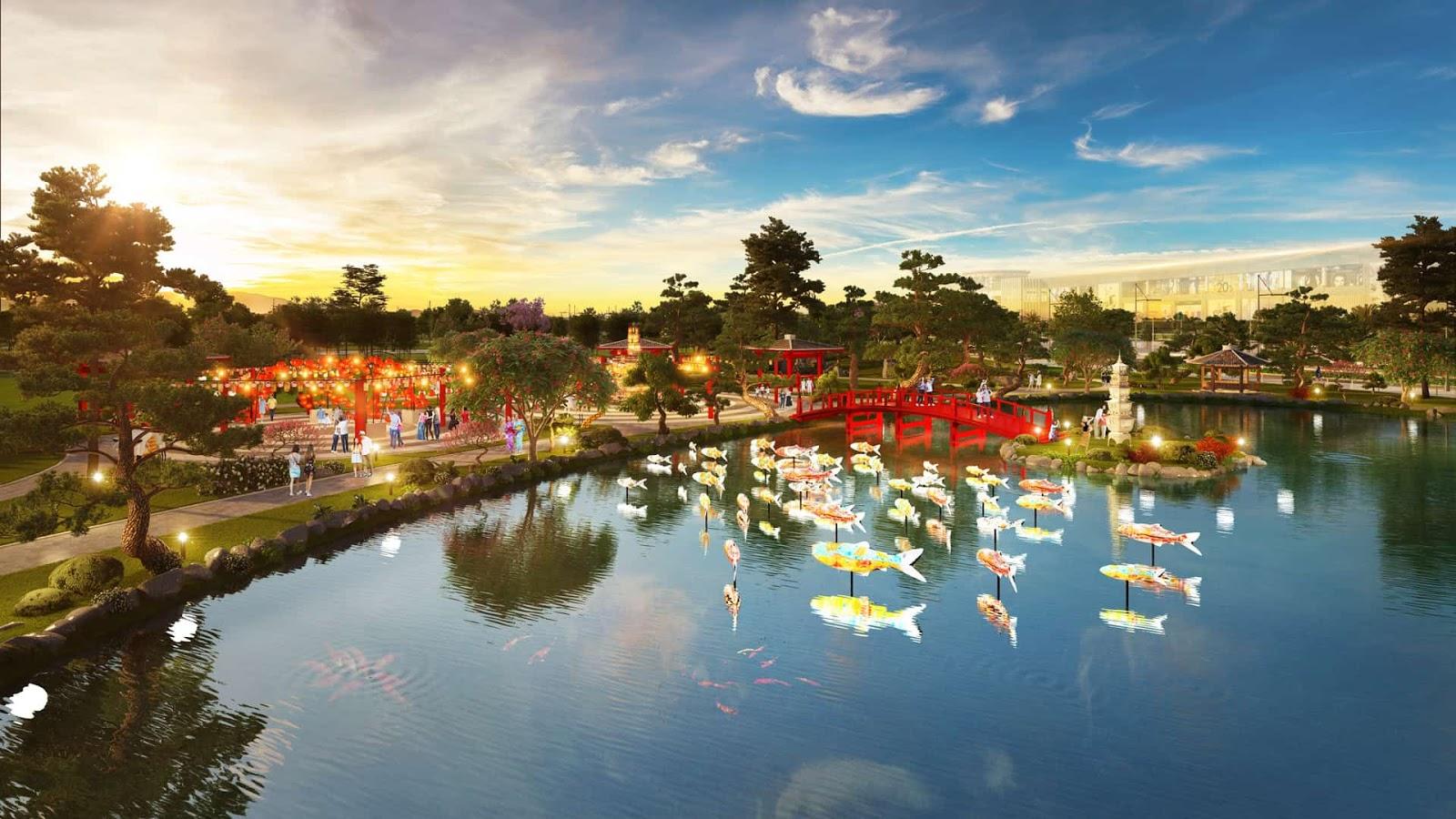 Vinhomes Grand Park phân khu Origami