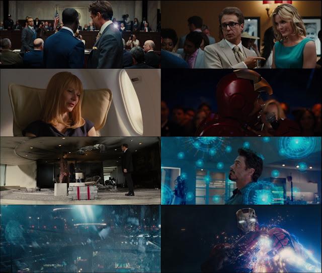 Iron Man 2 2010 Dual Audio 1080p BluRay