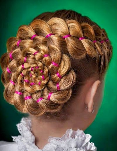 Exclusive Party Hair Styles Choice For Young Ladies 2014 New Hair