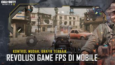 Call of Duty Mobile Akhirnya Rilis