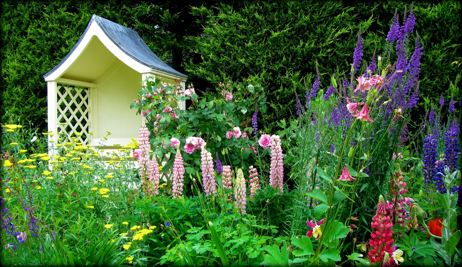 English Gardens In June Travel With Lulu