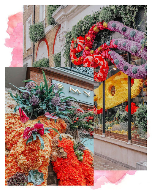 Chelsea in Bloom Under the Sea 2019 Instagram Guide