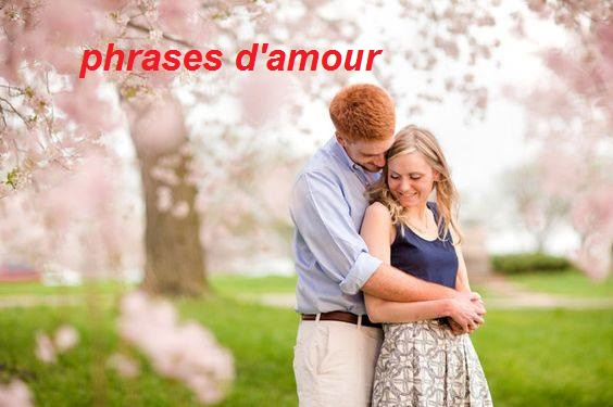 photo phrases d'amour