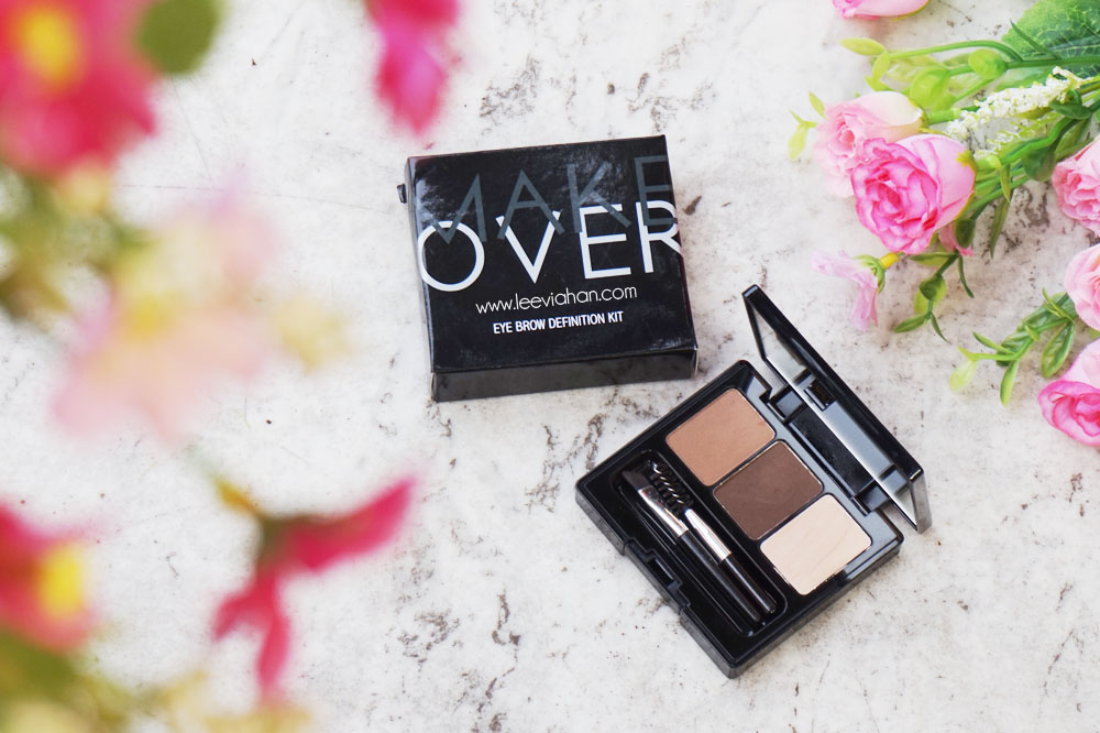 Make Over Eyebrow Definition Kit REVIEW